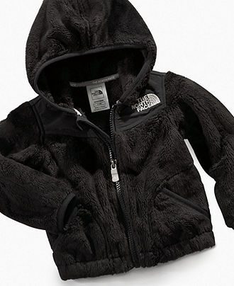 The North Face Baby Hoodie, Baby Girls or Baby Boys Oso Hoodie - Kids - Macy's