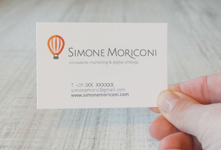 Simone Moriconi - Brand identity