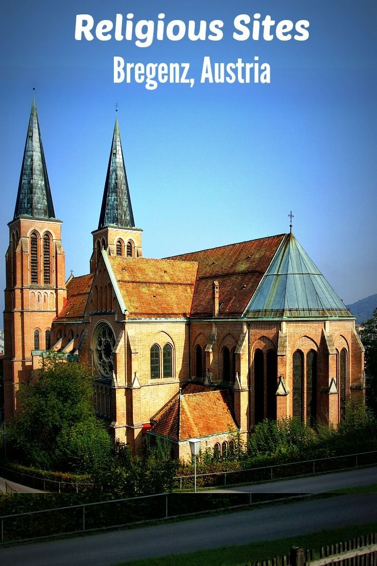 Bregenz is home to many churches and other religious buildings which have played a crucial role in the city's history. Today, its historic convents and chapels form a picturesque scene along its streets. Take the following tour to discover Bregenz's most majestic religious architecture.