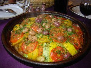 Cucina marocchina: Tajine di pesce