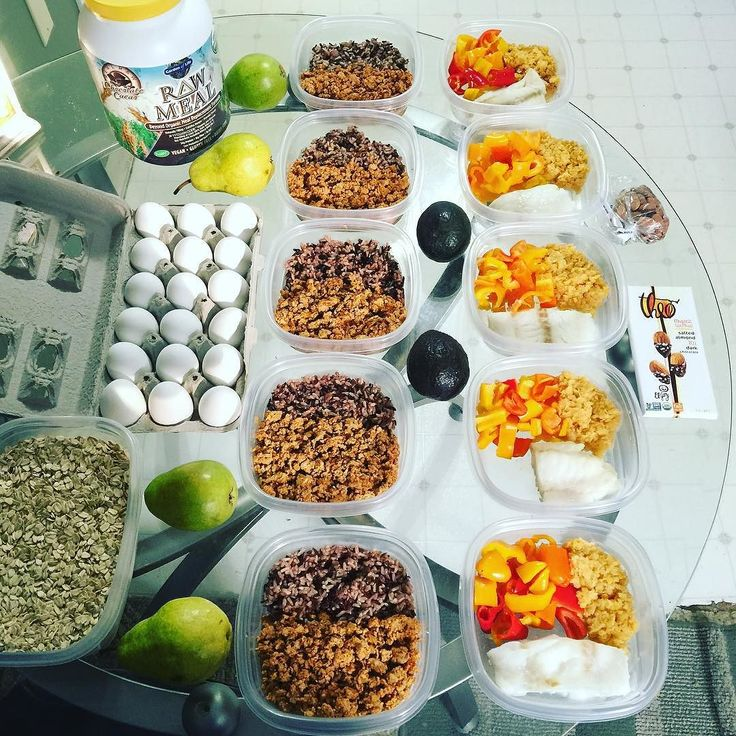 Breakfast - Rolled oats 3 hard boiled egg whites pear. Snack - 12 Almonds Lunch - 1 cup lean ground turkey 1/4 cup wild brown rice 1/2 avocado. Snack - 5/8 scoop raw meal protein shake Dinner - 6 oz Cod 1 cup bell peppers 1/4 cup red lentils. Snack - 1/4 piece Theo salted almond dark chocolate bar.  #mealprepdaily #firstprep #mealprep #mealprepsunday #heathy #preparation #fitness #health #workout #schedule #time #onthego #prepared #meals #cook #foodporn #food #macros #iifym #preppers…