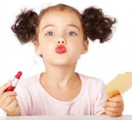 How Do I Talk To My Daughter About Makeup?