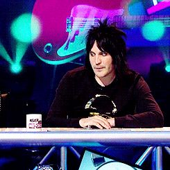 Noel doing a slow loris impression. Watched this episode tonnes of times, never stops being adorable