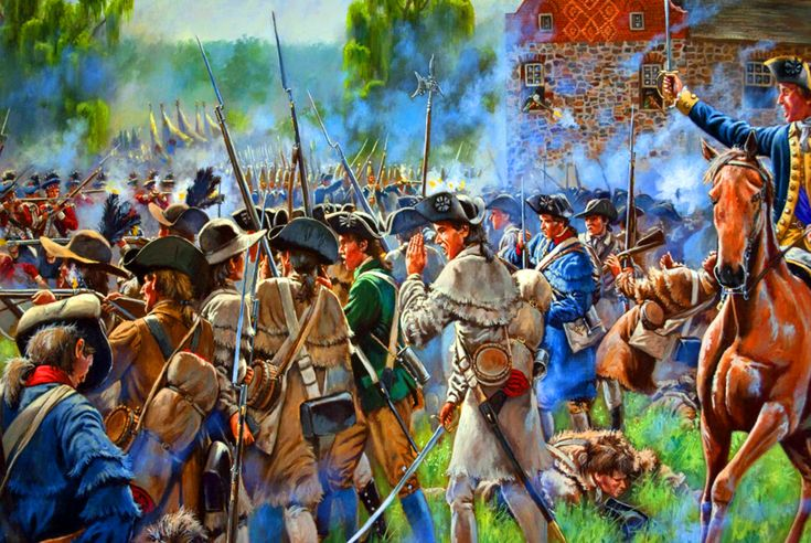 Major events that took place in the united states in 1776