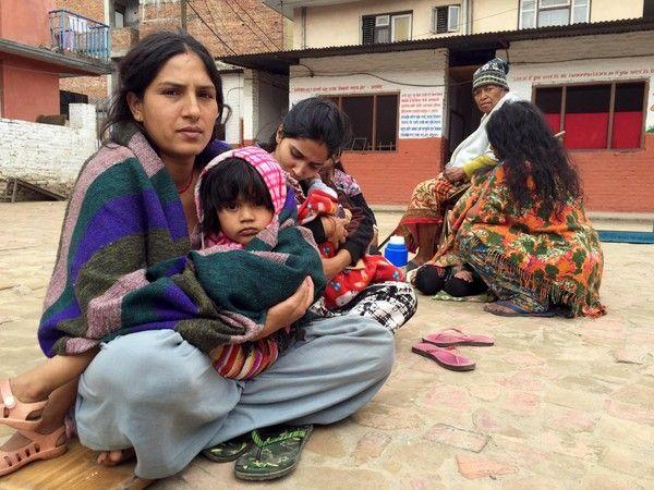 [写真特集]ネパールでM7.9の強い地震、多くの建物が倒壊 被害甚大の恐れ