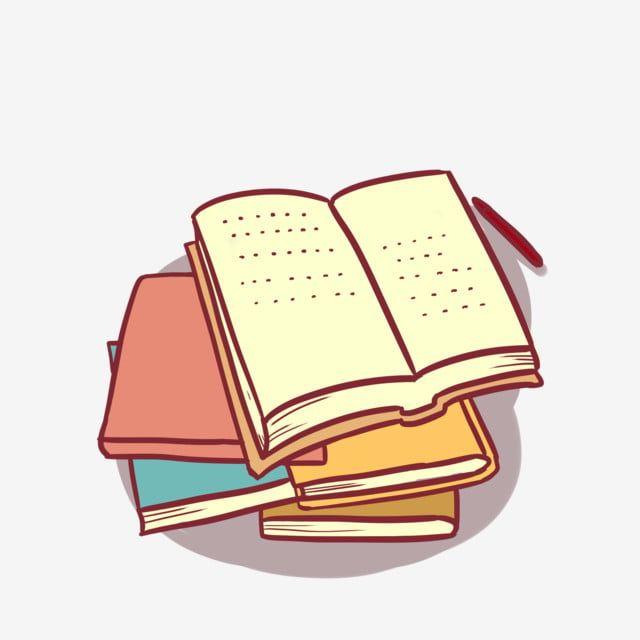 Notas De Livro Dos Desenhos Animados Papelaria Livro Material Educacional Livros Imagem Png E Psd Para Download Gratuito Book Clip Art Cartoon Books Book Icons
