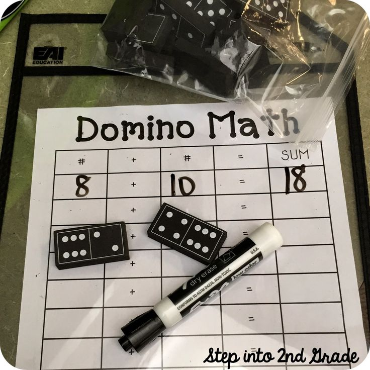 Step into 2nd Grade with Mrs. Lemons: I'm done, now what?