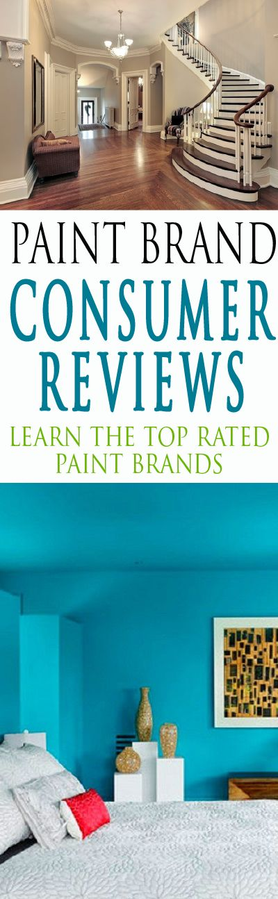 Everyone from Consumer Reports to JD Power has tested, reviewed, and rated nearly every paint on the market, and we've gathered the consumer reviews for paint brands results.