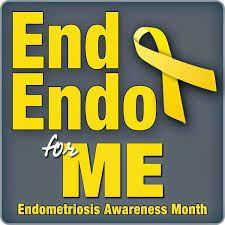 Image result for endometriosis awareness