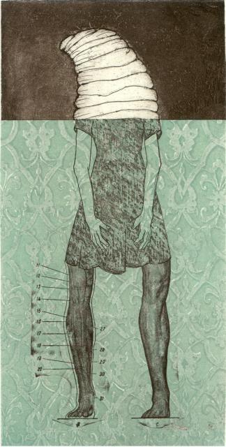 Piia Lehti: Kuninkaantytär I / King´s Daughter, 2003