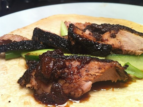 Ching He Huang's Peking Duck for Chinese New Year