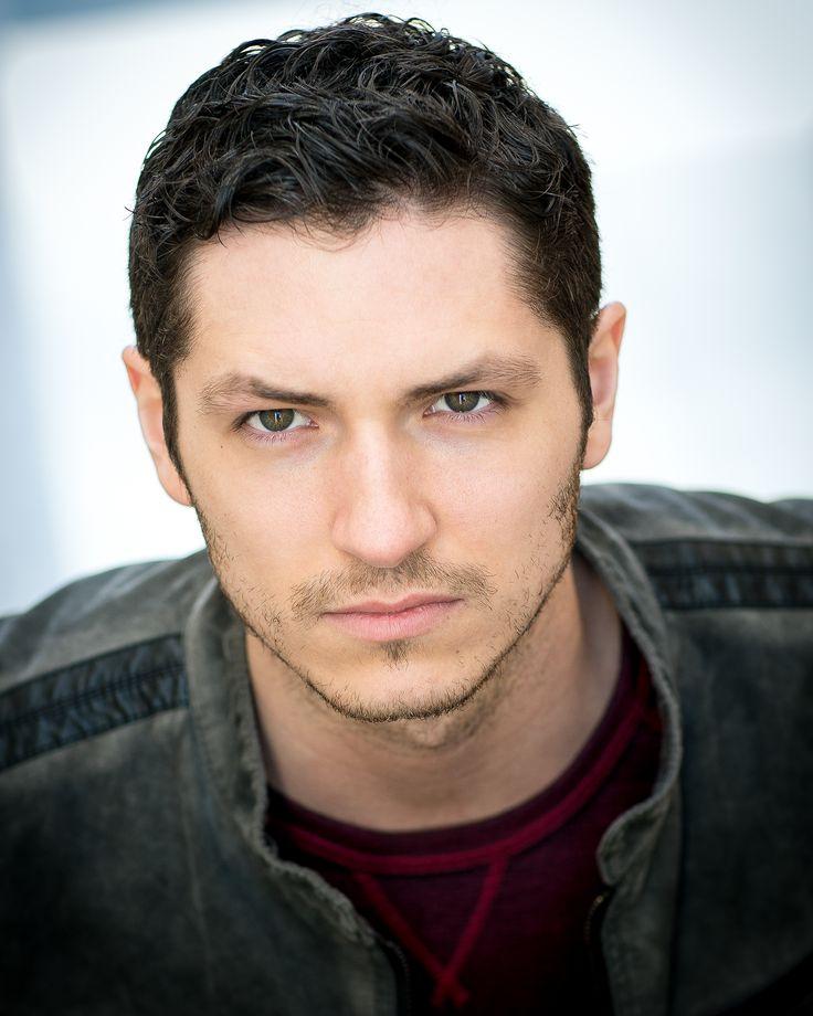 James Younger theatrical headshot, courtesy of Amanda Maehrlein Photography