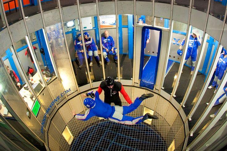 indoor skydiven - Google zoeken