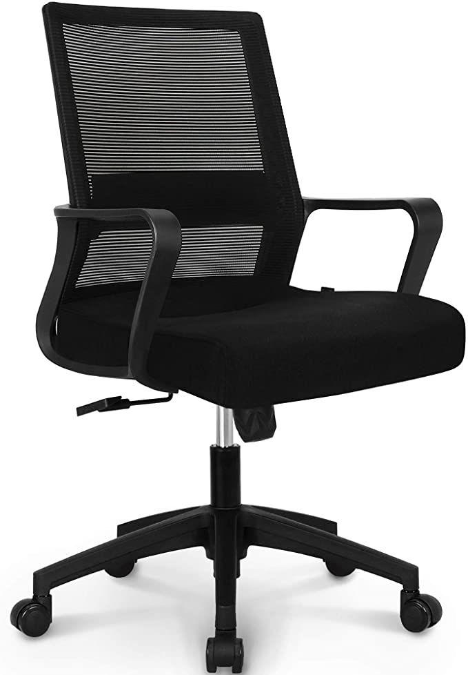Rouka Black Velvet Office Chair Modern Office Chair Most Comfortable Office Chair Office Chair Design
