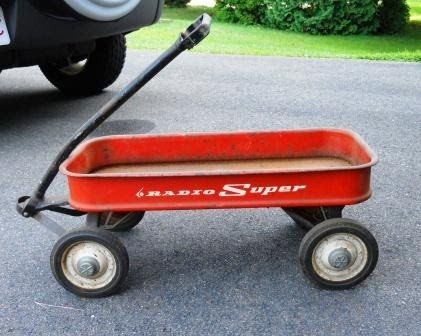 147 Best Little Red Wagon Images On Pinterest Old