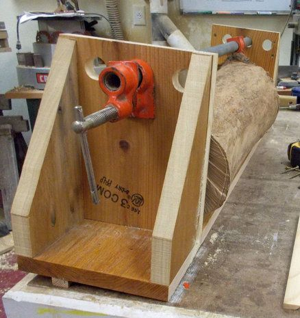 Re-Saw bandsaw sled