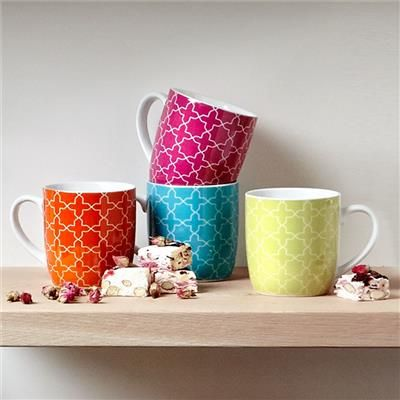Image for Moroccan Mugs - Set of Four from Kmart