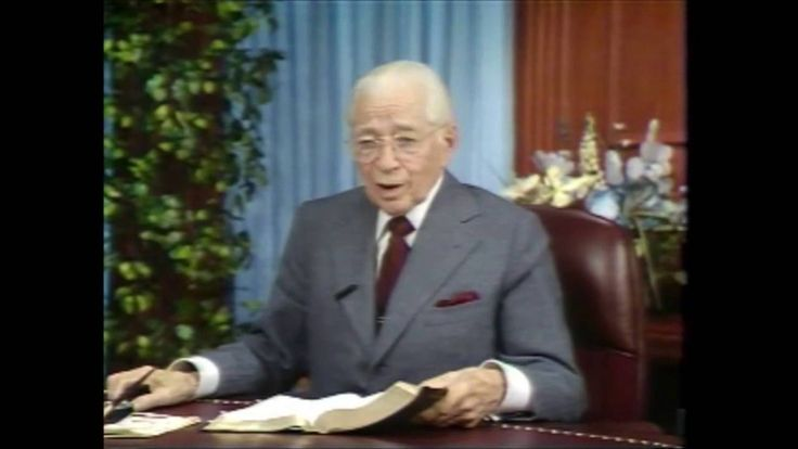 What Happens After Death with Herbert W Armstrong