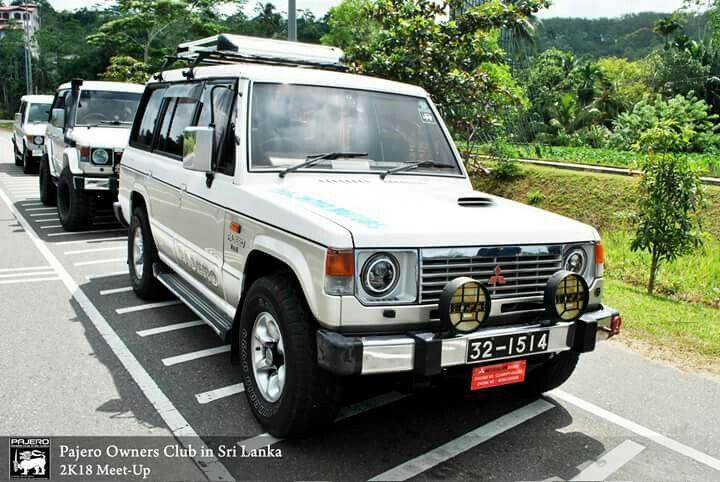 Pin By Puritat Prangsri Arun On Pajero 1993 Mitsubishi Pajero Mitsubishi Suv