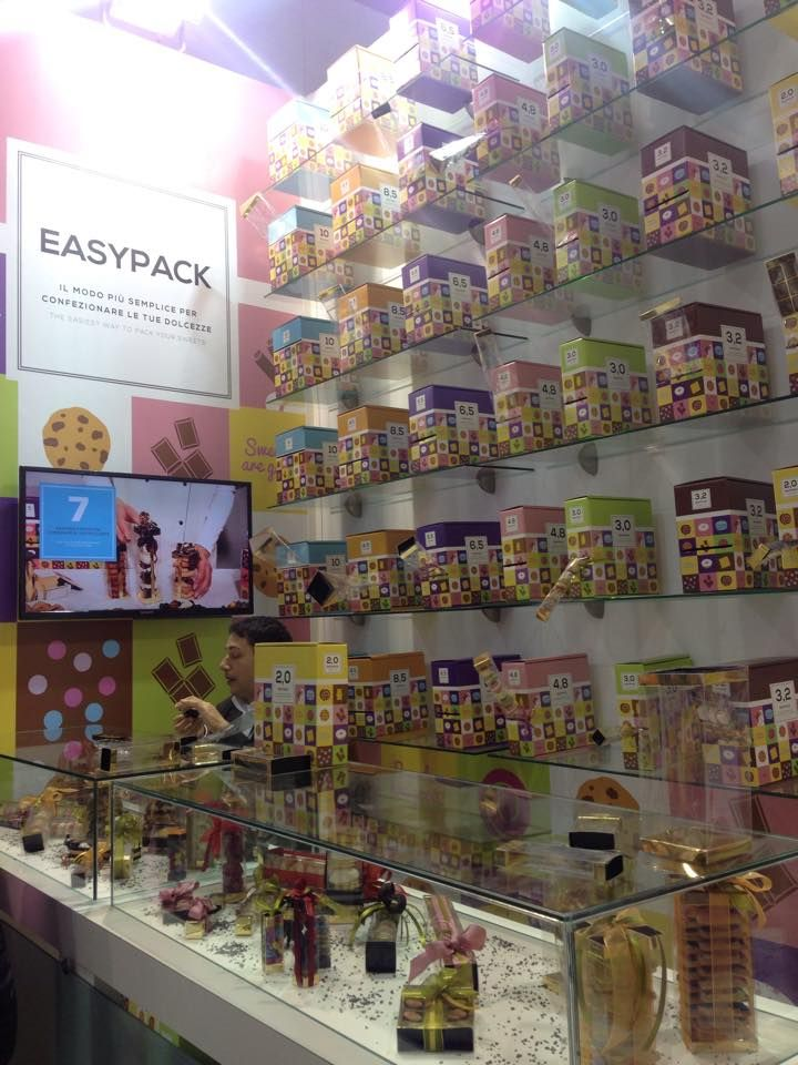Easypack by #Alcasspa @ @sigeprimini 2015