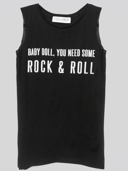 Baby Doll Muscle Tank - Gypsy Warrior