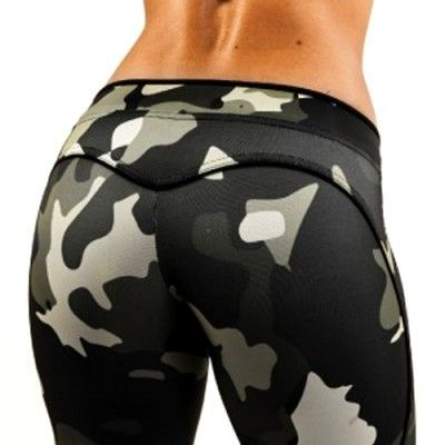 Blonde Destroyer Camouflage Tights är snygga och välsittande tights för extra attityd! ✔Träningskläder online ✔Fri frakt ✔Snabb leverans 2-4 dagar