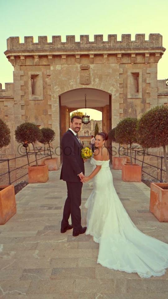 Wedding day in Cap Rocat unforgettable moments