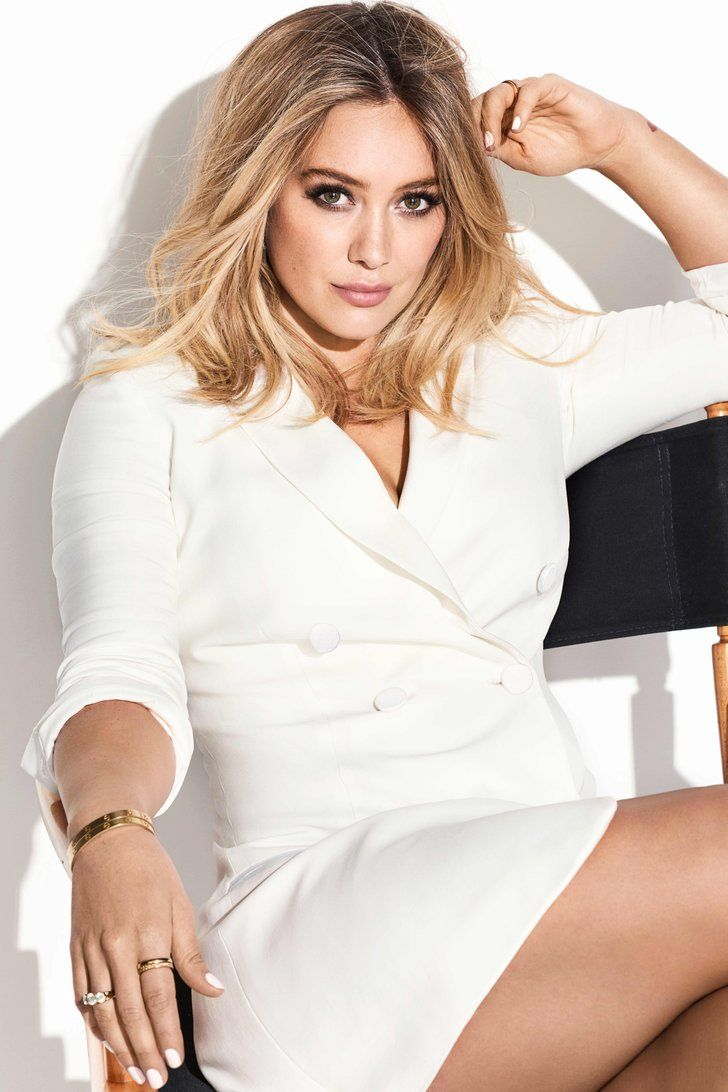 "Hilary Duff on Coparenting With Ex Mike Comrie: ""I Wouldn't Choose Anyone Else"""
