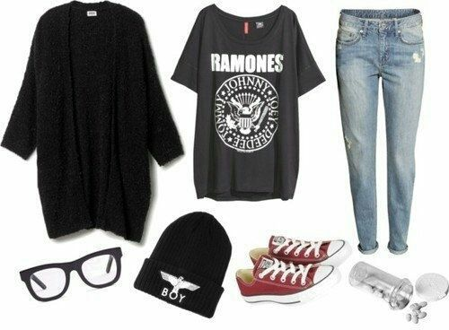 Fashion Flashback: How To Rock 90s Grunge back to school