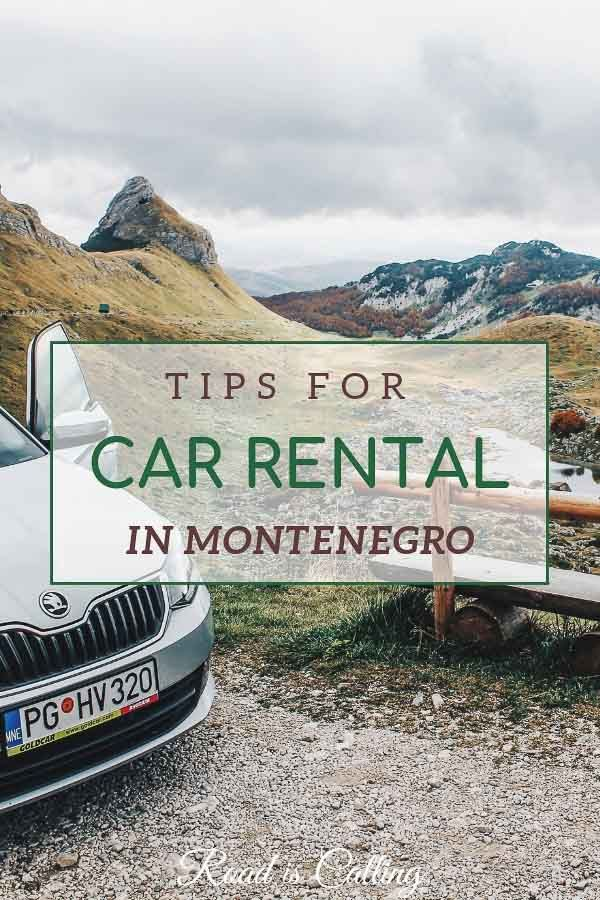 6 Things To Know Before You Hire A Car In Montenegro Montenegro