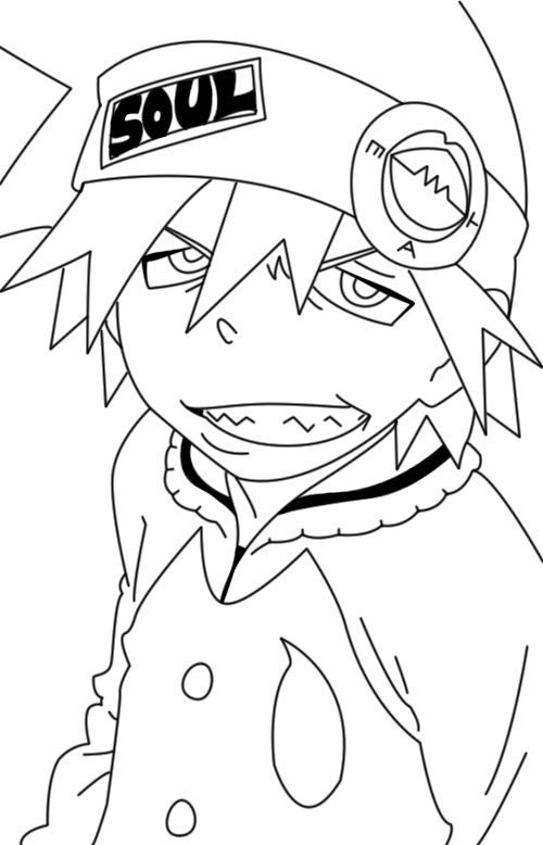 Soul eater coloring pages 6641857 - datu-mo.info