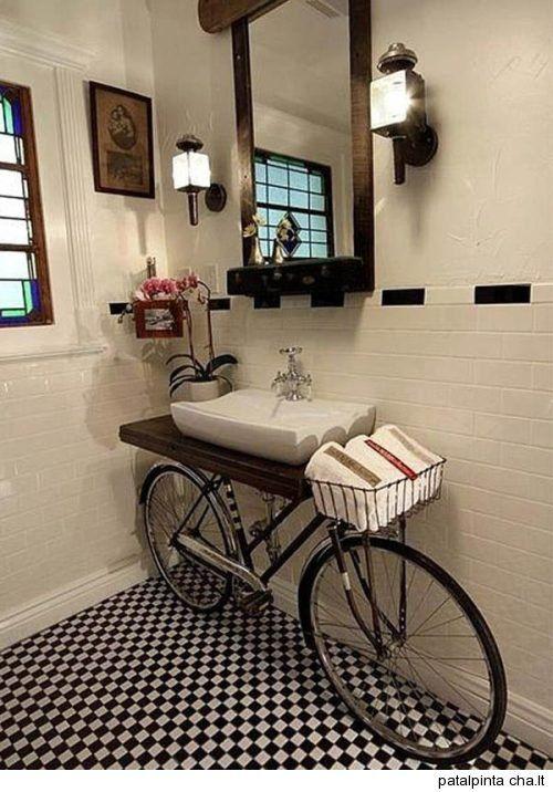 Lovely bathroom idea