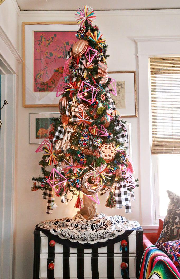Trinket & Pom Pom Tree