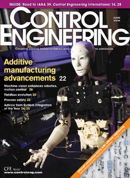 Control Engineering magazine || Manufacturing || Automation