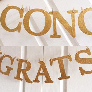 25 Best Ideas About Congratulations Banner On Pinterest