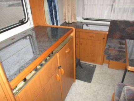 Hobby 495 Excellent - 4 Schlafplätze - Vorzelt in Nordrhein-Westfalen - Bocholt | Wohnmobile gebraucht kaufen | eBay Kleinanzeigen