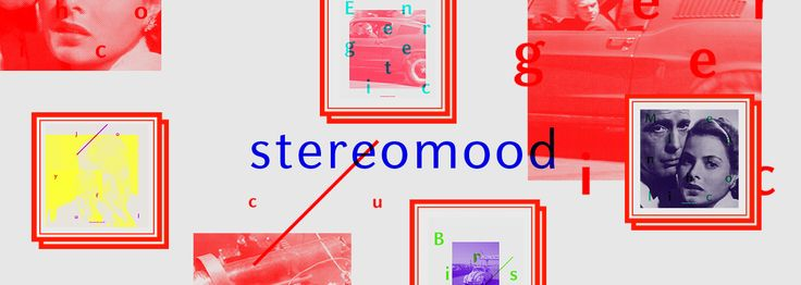 stereomood on Behance