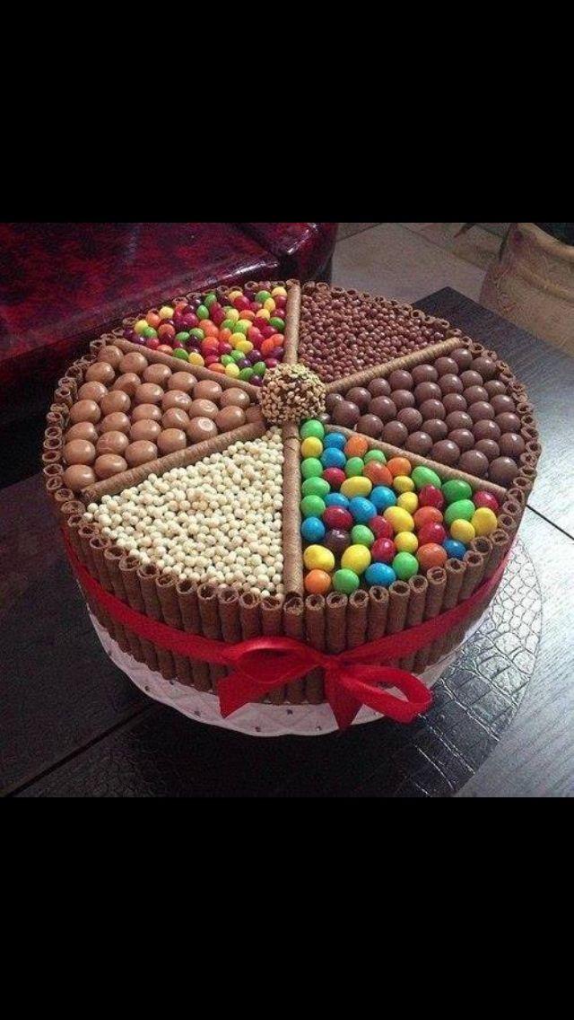 Simple cake idea. Chocolate