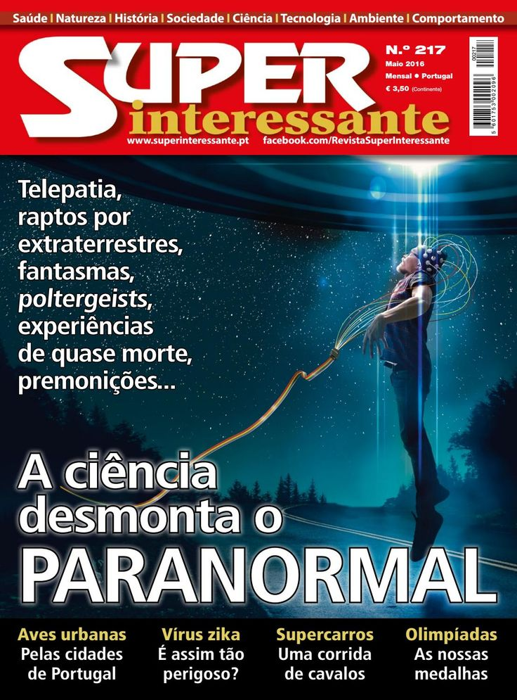 Super Interessante Portugal nº 217 - maio 2016