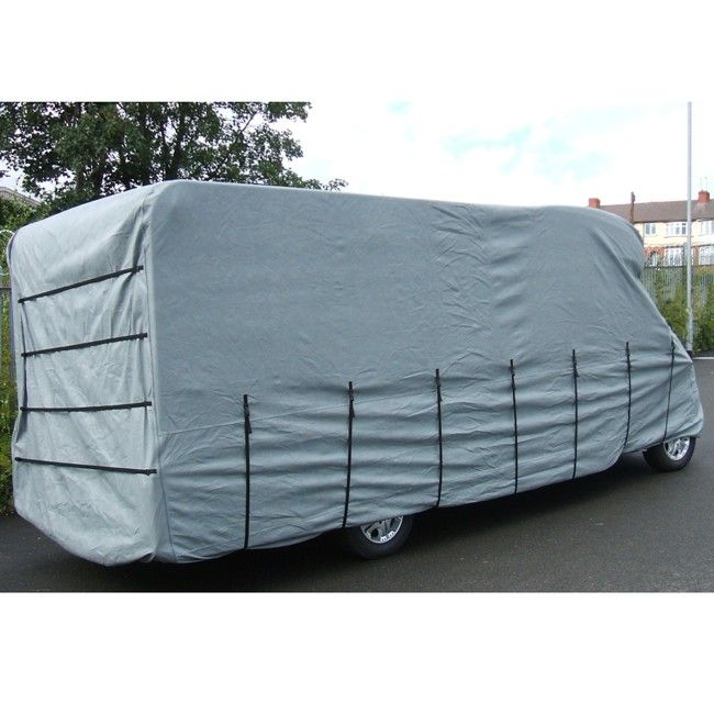 Maypole Universal Fit Breathable Motorhome Cover - Motorhome & Campervan Covers - Motorhome & Camper Van - Camping & Caravanning