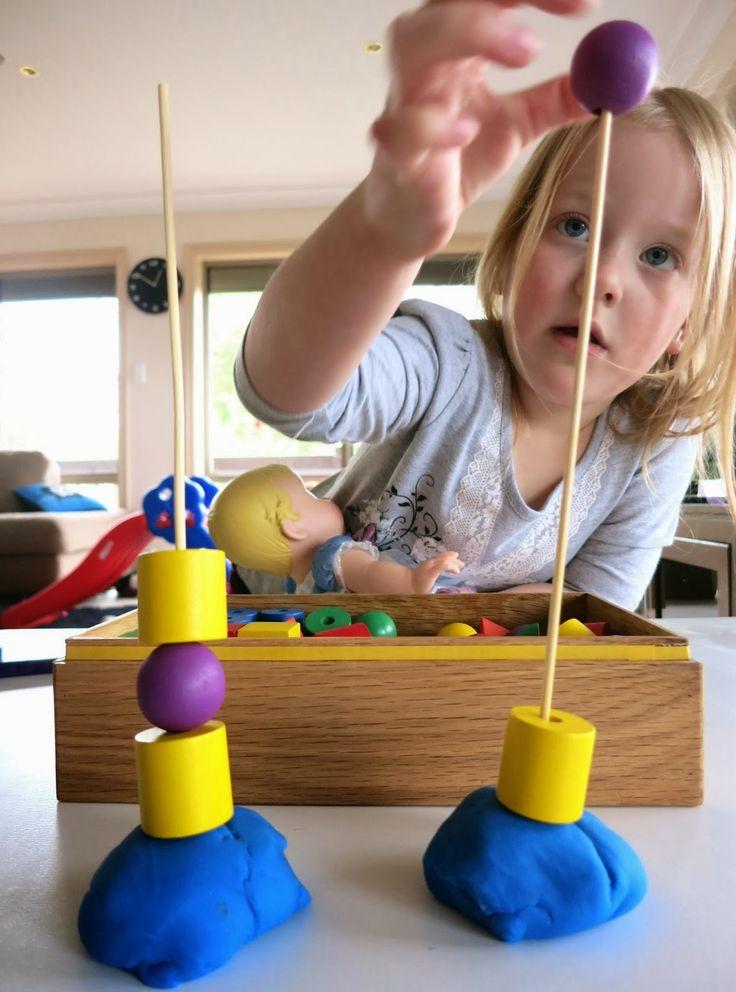Leer met Play at Home: Het gebruik van losse onderdelen voor Play. Natuurlijk leren
