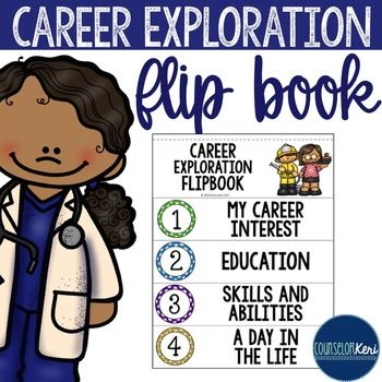 This Career Exploration Flipbookgives students the opportunity to explore a career field and the necessary education, skills/abilities, and daily tasks. The book is designed to be used with the career resource http://www.careeronestop.org, but can also function as an independent at-home project or unstructured internet search activity.