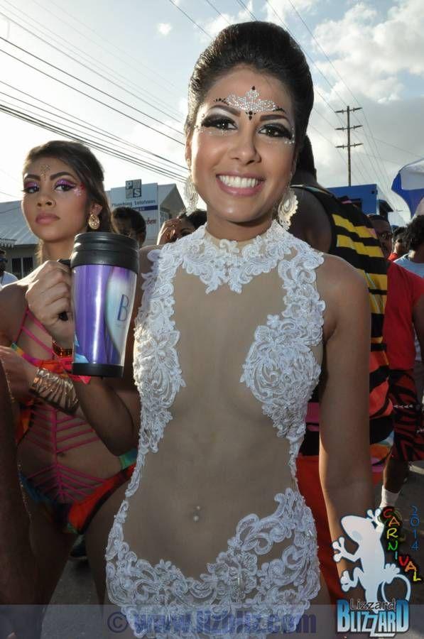 Bliss Carnival Monday wear 2014