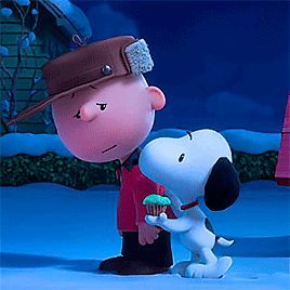 """You're a Good Man, Charlie Brown • llbeltran2: """"A dog doesn't try to give..."""
