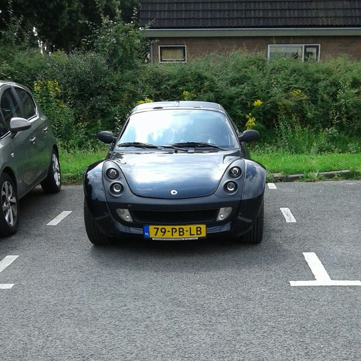 Smart Roadster / 2004 / Emmen