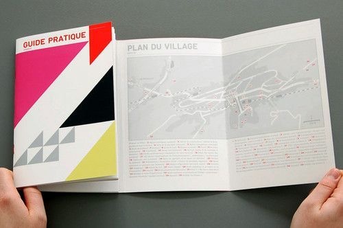map brochure design - Google Search