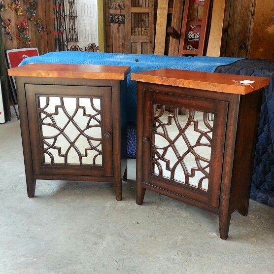 21 best images about bedside tables on pinterest copper for Table 52 houston