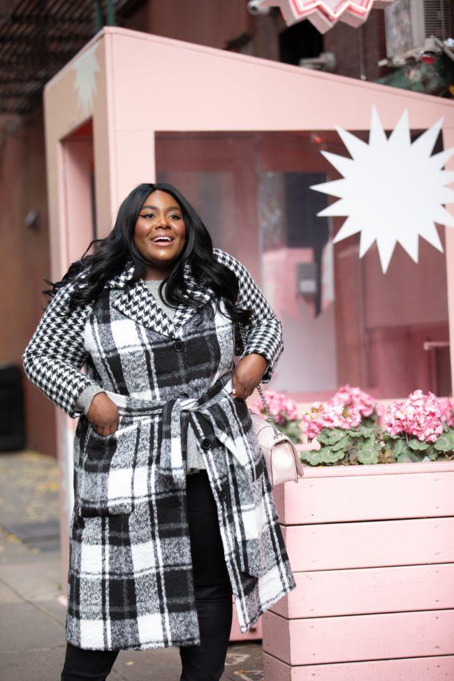 Plus Size Winter Coat Roundup | Women's Fashion Outfit Ideas