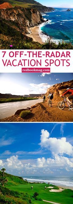 BEST VACATION SPOTS: Longing for a getaway? Then you need to see these relaxing and cheap vacation ideas! Redbookmag.com rounded up the best places to stay for beach vacations, mountain getaways, outdoor adventures, and big city excursions. Click through for all of the inexpensive ideas with pricing details, places to stay, and fun things to do! Forget crazy traffic and generic hotels — we've got the vacation of a lifetime waiting for you!