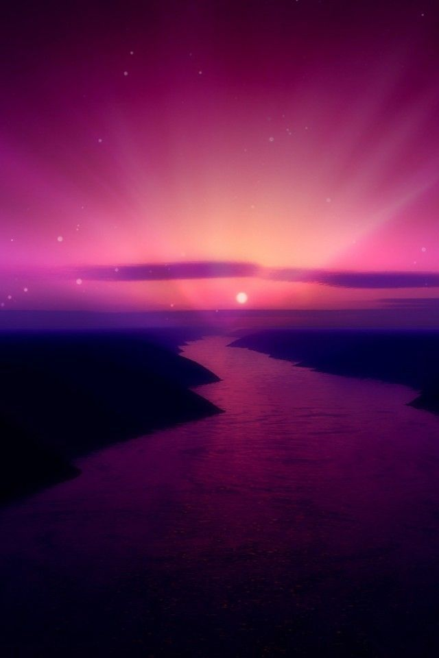 pink-and-purple-sunsets-lpwowt4u - A Vision For You
